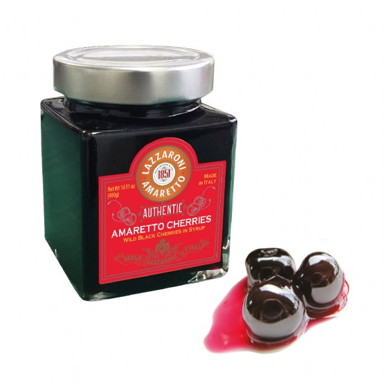 Amaretto Amarena Cherries