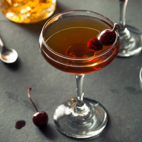 An Italian Manhattan