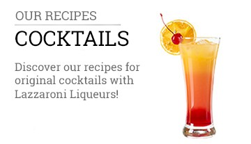 Cocktails with Lazzaroni Liqueurs